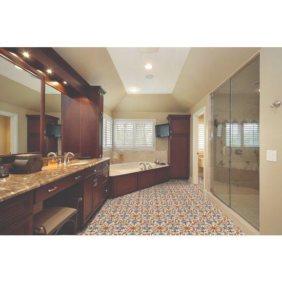 Bathroom Wall and Floor Tiles