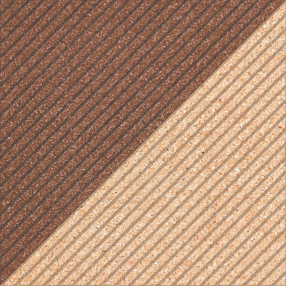 HRP Triangle Strip Brown