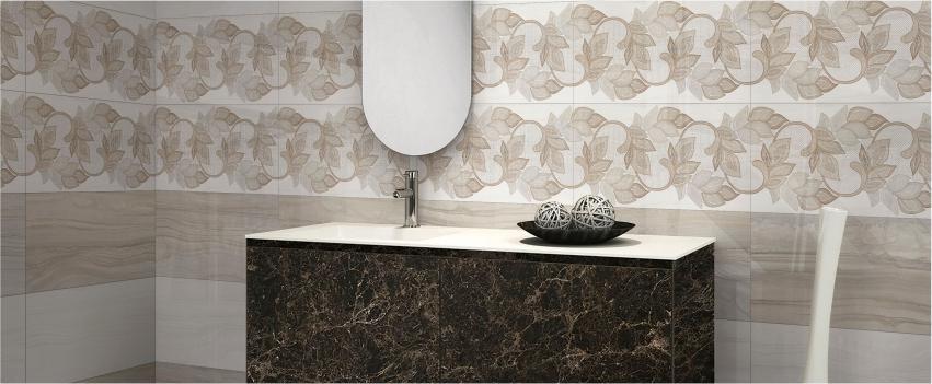 Water-Resistant Bathroom Tiles